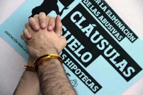 El tribunal supremo declara nulas las cl usulas suelo de for Clausula suelo tribunal supremo hoy