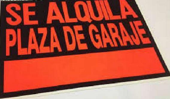 Modelo de contrato de alquiler de plaza de garaje for Anuncio alquiler plaza garaje