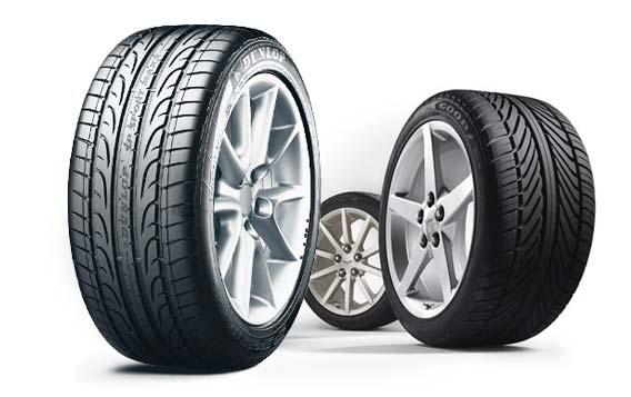 Se puede pasar la itv con neum ticos con distinto dibujo for Maceteros con ruedas de coche