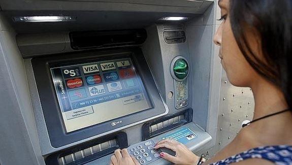cuidado al sacar dinero del cajero a partir del 2016 ForCuanto Dinero Se Puede Sacar Del Cajero