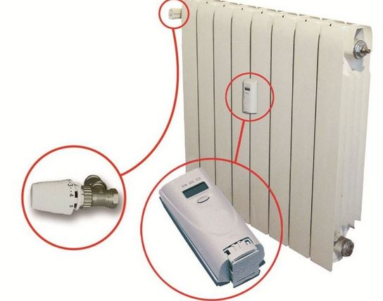 Tienes calefacci n central obligatorio instalar contador - Instalacion de calefaccion por radiadores ...