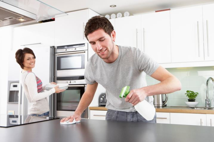 Cómo dejar relucientes tus muebles de cocina lacados? Sólo 5 ...