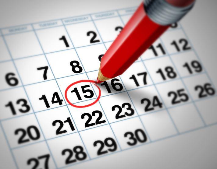 Agencia Tributaria Calendario 2020.Calendario Laboral 2020 Guia Festivos Y Puentes De Cada