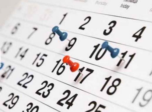 Aeat Calendario Fiscal 2019.Fechas Claves Y Plazos Para La Declaracion De La Renta 2018