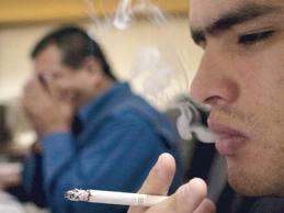 La asistencia médica que ha dejado fumar